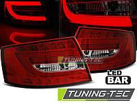 Задние фонари Audi A6 С6 2004-2008
