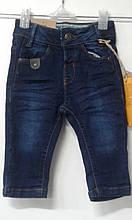 Штани хл. Silver-sun РС-73158 (1986), 74 синій джинс