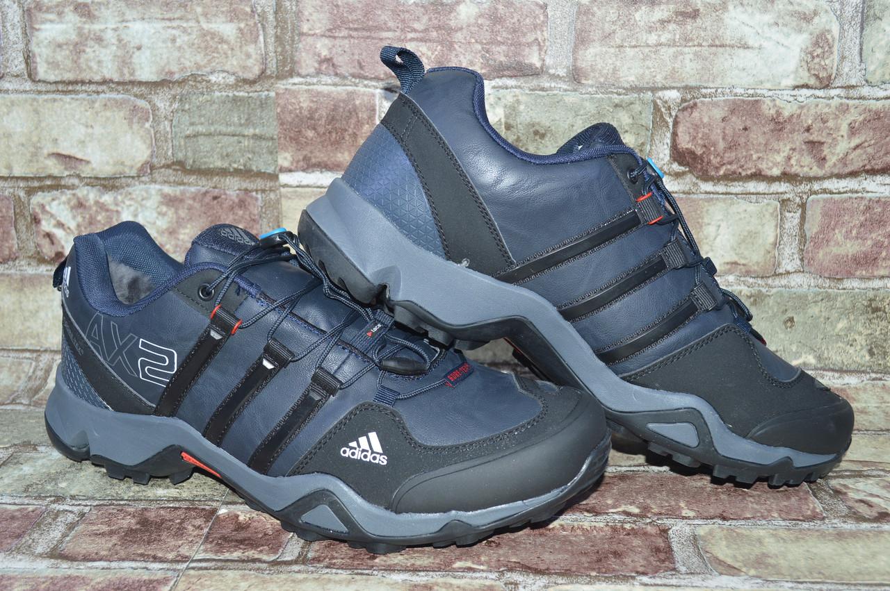 be892b57 Больших размеров!Мужские зимние кроссовки Adidas AX2 Gore-Tex Адидас ...