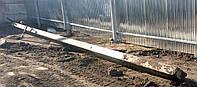 Столб ЛЭП бетонный