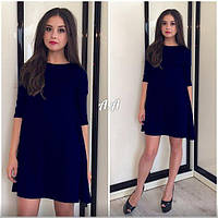 Женское модное свободное платье (4 цвета)