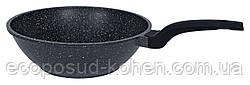 Сковорода GURMET WOK d-30 з литого алюмінію, Kohen