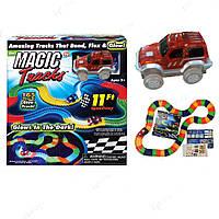 Детский автотрек Magic tracks на 165 деталей MT1000