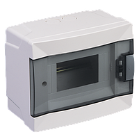 Коробка на 6 автоматов для открытого монтажа Makel