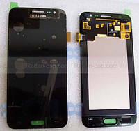 Дисплейный модуль Samsung Galaxy J5 J500H (Black), GH97-17667B оригинал