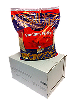 "Картофель фри ""Harmonie"" размер 9х9 mm В класс / 4х2.5 кг"