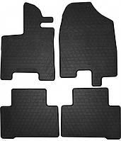 Резиновые коврики для Acura MDX III 2014- (STINGRAY)