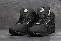 Подростковые зимние кроссовки New Balance  696 Revlite черные 3555