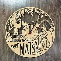 Детские часы на стену «Маугли», фото 1