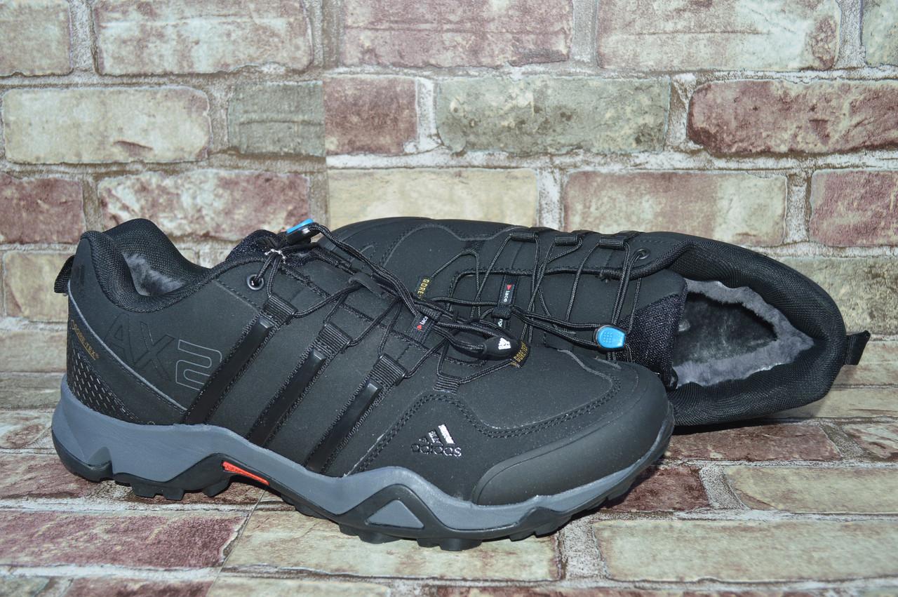 0d6f9f79 Больших размеров!Мужские зимние кроссовки Adidas AX2 Gore-Tex Адидас, цена  1 390 грн., купить в Киеве — Prom.ua (ID#602844758)