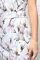 Платье KP-10033-11, (Голубой), фото 2