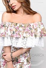 Платье KP-10037-3, (Молоко), фото 3