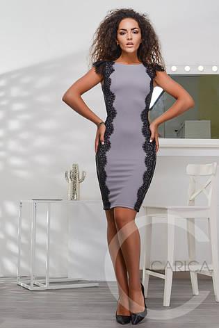 Эффектное платье для девушки, фото 2