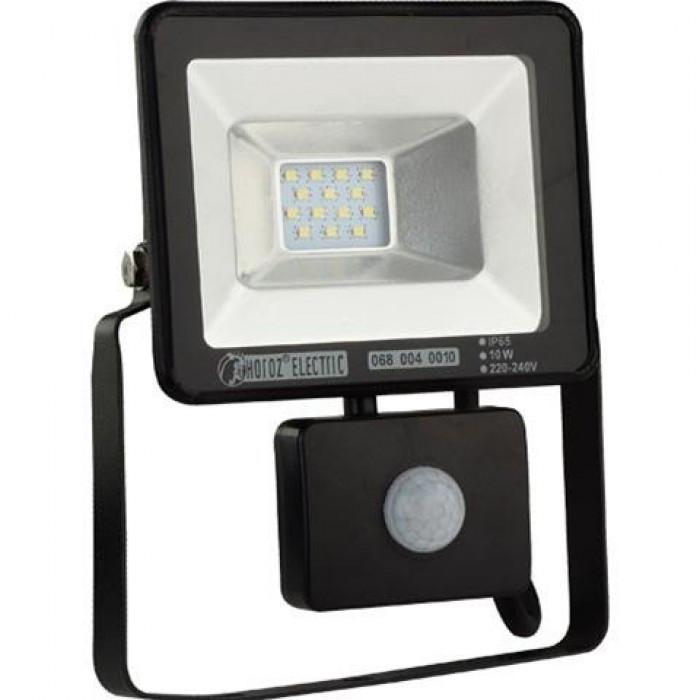 Прожектор PUMA/S 10W 6400К с датчиком движения