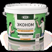 Водоэмульсионная эмаль Mixon Эконом. 10 л