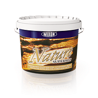 Глубокоматовая краска для стен Mixon Nature Supermat. 2,5 л
