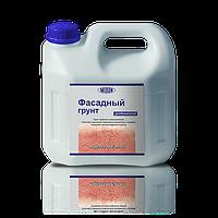 Фасадный грунт-влагоизолятор Mixon Аквастоп-Ф. 3 л