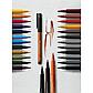 """Набір капілярних ручок-пензликів Faber Castell PITT® ARTIST PEN """"BRUSH"""" PASTEL 12 кольорів, 267420, фото 9"""