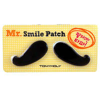 Tony Moly, Патч Mr. Smile, 2 шт.