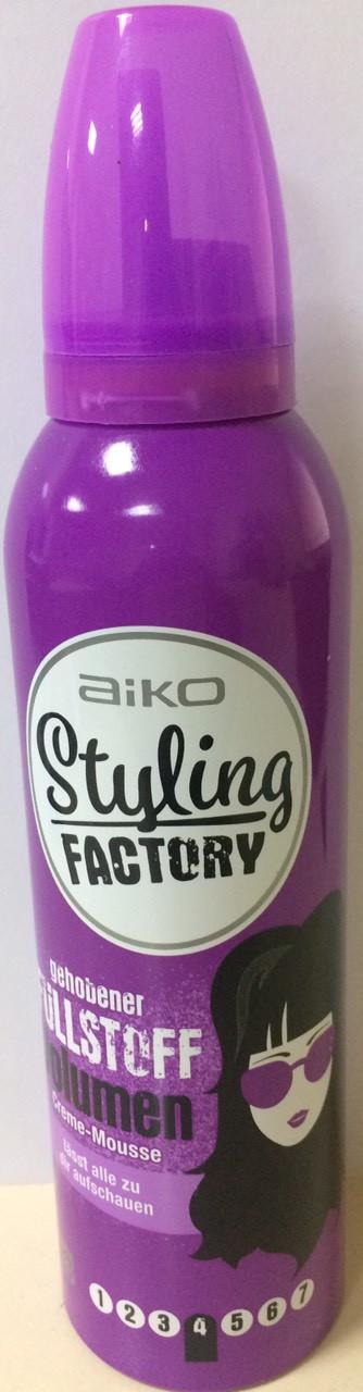 Пена для волос Styling factory #4 200 ml