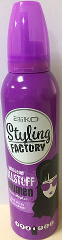Пена для волос Styling factory #4 200 ml, фото 2