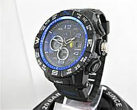 Часы Casio G-SHOCK GPW-2000 Gravity Master F1 Edition black/blue