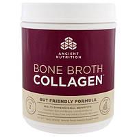 Ancient Nutrition, Коллаген из костного бульона, очищенный, 450 г (15.9 oz)