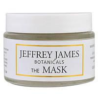 "Jeffrey James Botanicals, The Mask, грязевая маска ""малинове пюре"", 2 унции (59 мл)"