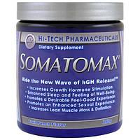 Hi Tech Pharmaceuticals, Somatomax, hGH Release, Fruit Punch Flavor, 280 g