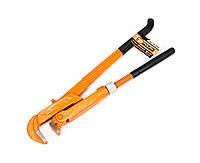 """Ключ для труб Polax 90 градусов 3/4"""" обрезиненная рукоятка"""