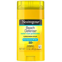 Neutrogena, Beach Defense, Sunscreen Stick, SPF 50+, 1.5 oz (42 g)