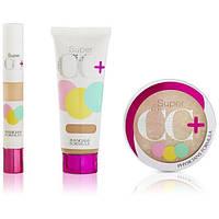 Physician's Formula, Inc., Complete Correction, Super CC Color-Correction + Care Makeup, SPF 30 Broad Spectrum Sunscreen, Light & Medium Kit