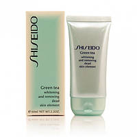 Пилинг Shiseido «Green Tea»