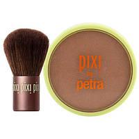 Pixi Beauty, Beauty Bronzer + Kabuki, летний макияж, 0,36 унции(10,21 г)