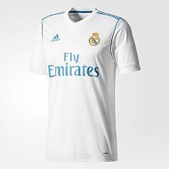 Футбольная форма 2017-2018 Реал Мадрид (Real Madrid), домашняя, x28