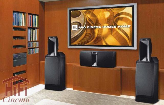 JBL Project 880Array акустической системы центрального канала