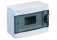 Коробка на 8 автоматов для открытого монтажа Makel