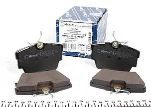 Колодки тормозные задние Рено Трафик / Опель Виваро 01-Германия, фото 2