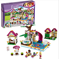 Конструктор 10160 Bela Friends Городской бассейн, 423 дет. аналог Лего (LEGO) Friends 41008