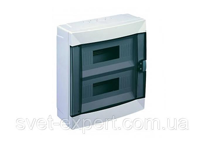 Коробка на 24 автоматы для открытого монтажа Makel