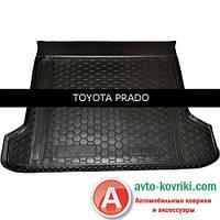 Модельные автомобильные коврики в салон для Toyota Land Crusier 150(Prado) от Auto Gumm