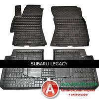 БЕСПЛАТНАЯ ДОСТАВКА коврики  в салон для Subaru Legacy 2004- от Auto Gumm