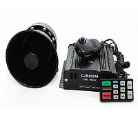 Сигнально голосовое устройство SHO-ME CJB200M+микр