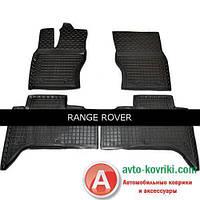 Avto-Gumm Модельные автоковрики от Auto Gumm в салон  для Range Rover Sport (2014-)