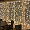 Гирлянда Штора, Водопад 3х2 м. 480 LED, Соединяемая, фото 4
