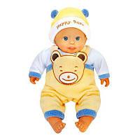 Пупс B 10 IC Хохотун в ассортименте, Детская кукла Пупс Хохотун 10