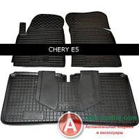 Avto-Gumm Автоковрики от Auto Gumm в салон для Chery E5 2012-