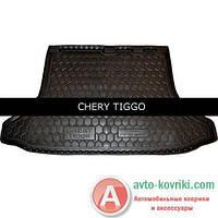 Avto-Gumm Модельный  коврик в багажник для Chery Tiggo 3 2014- от Auto Gumm