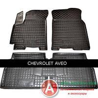 Avto-Gumm Автоковрики от Auto Gumm в салон для Chevrolet Aveo -2011 T250