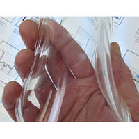 Эластичная прозрачная смола Magic Crystal 3D Flex 0,7кг (0,45+0,25)
